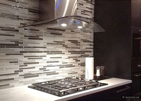 black white grey backsplash 3espresso brown dark kichen cabinets white countertop gray mosaic backsplash tile jpg 780 215 559