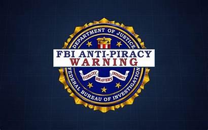 Fbi Wallpapers Logos Warning Background Wallpapersafari Anti