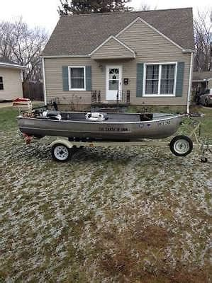 Aluminum Fishing Boat Packages by Sea King Trolling Motor Boats For Sale
