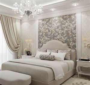 Beautiful, And, Elegant, Bedroom, Decorating, Ideas