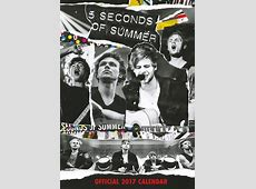 5 Seconds of Summer Calendars 2019 on UKpostersEuroPosters