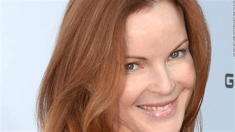 Marcia Cross Hopes Speaking Out Will Save Others Cnn