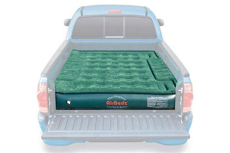 truck bed air mattress airbedz lite truck bed air mattress free shipping