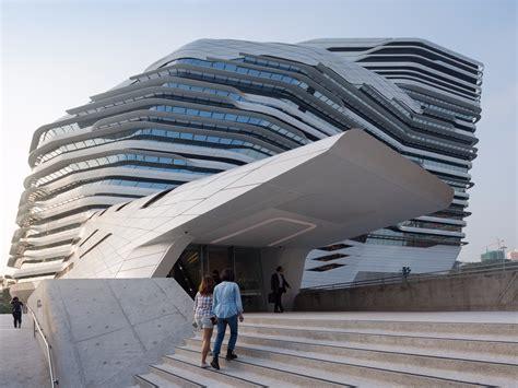 Zaha Hadid Structures  wwwpixsharkcom Images