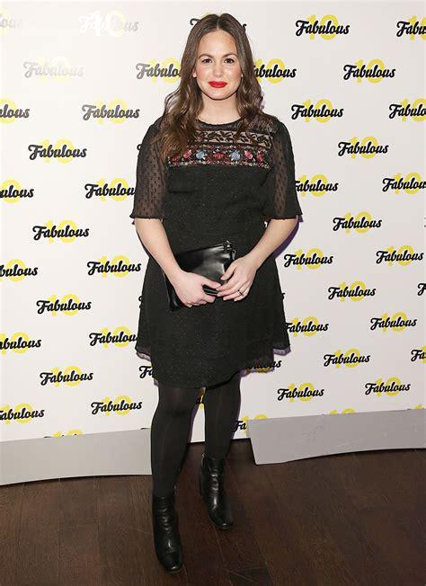 Giovanna Fletcher – Fabulous Magazine 10th Birthday Party ...