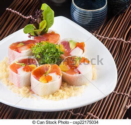 cuisine japonaise sushi photos de sushi cuisine japonaise fond japonaise