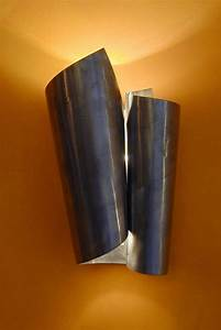 Moderne Wandleuchten Design : wandlampen design in edelstahl und messing wandleuchten ~ Markanthonyermac.com Haus und Dekorationen