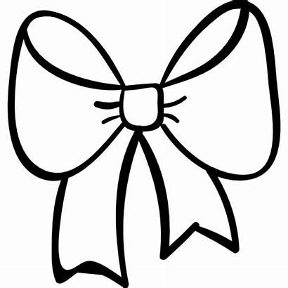 Svg Bow Icon Christmas Vector Hairbow Ribbon