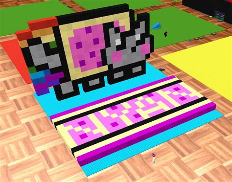 Roblox Nyan Cat By Ice-artz On Deviantart