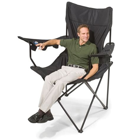 Oversized Kingpin Folding Chair by Brobdingnagian Sports Chair The Green