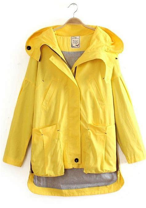 The 25 Best Yellow Rain Jacket Ideas On Pinterest Rain