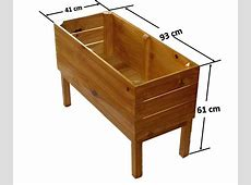 Raised Planter Box, Only for Bangalore Delivery