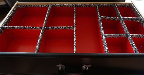 How To Make Your Own Drawer Organizer by We Cozy Homes Diy Project Make Your Own Drawer