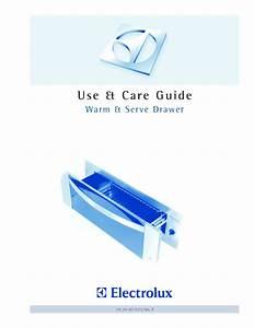 Warm  U0026 Serve Drawer Manuals