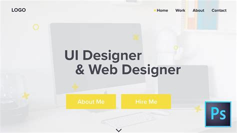 web design tutorial portfolio website youtube