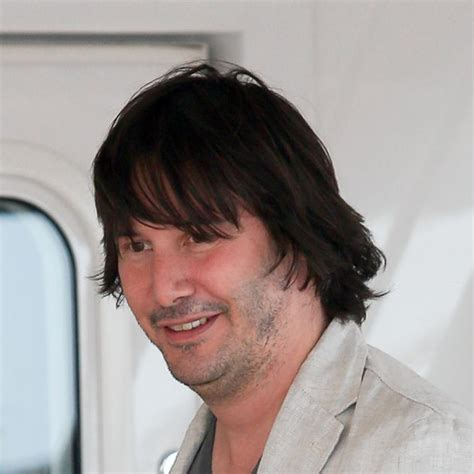 Chunkier Keanu Reeves Premieres At Cannes Film Festival