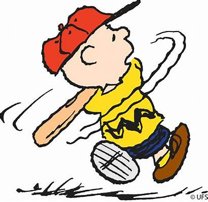 Charlie Brown Clipart Clip Baseball Cartoons Snoopy