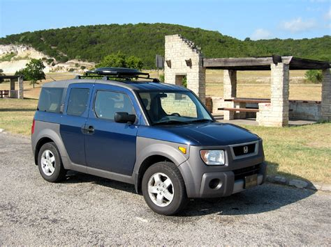 2004 Honda Element Picturesphotos Gallery Green Car Reports