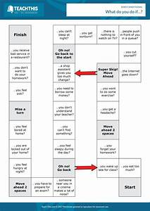 Worksheet Zero Conditional