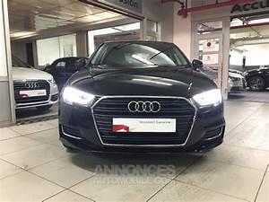 Audi A3 Design Luxe : audi a3 sportback 35 tfsi 150ch cod design luxe s tronic 7 euro6d t noir mythic metallise ~ Dallasstarsshop.com Idées de Décoration