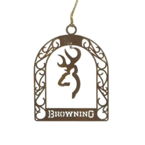 browning christmas ornament and ornaments on pinterest