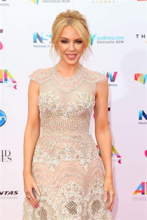 Kylie Minogue - 2015 ARIA Awards in Sydney • CelebMafia