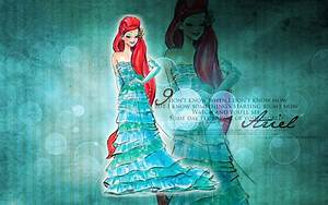 Ariel ~ ♥ - Disney Princess Wallpaper (25773746) - Fanpop