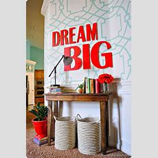 Coral And Mint Home Decor {entryway Evolution}  All