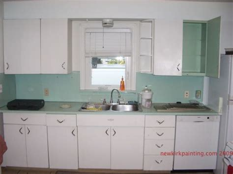 1950 metal kitchen cabinets 1950 s kitchens ikea kitchen remodel at newkirk painting 3811