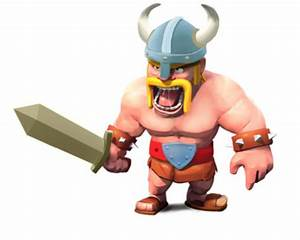 Clash Of Clans Barbarian Level 5   www.pixshark.com ...