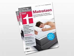 Stiftung Warentest Matratzen 2015 : stiftung warentest von matratzen in 2016 reaktion ~ Eleganceandgraceweddings.com Haus und Dekorationen