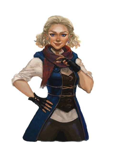 Half Elf Rogue Portraits Mungfali