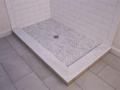 subway tile shower floor houses flooring picture ideas