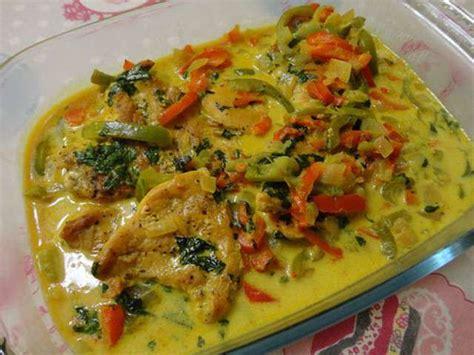 cuisiner avec du lait de coco recettes de lait de coco et curry
