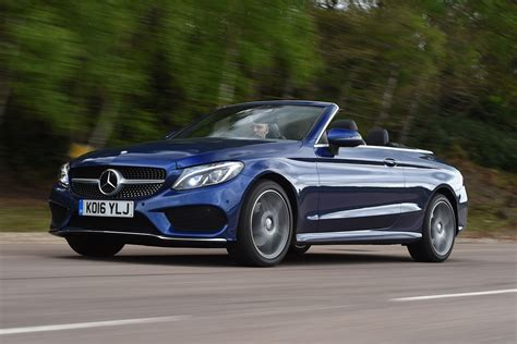 convertible mercedes mercedes c class cabriolet review auto express