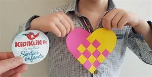 Bricolage Facile En Papier : mon joli coeur tress en papier diy bricolage facile ~ Mglfilm.com Idées de Décoration