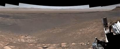 Mars Rover Panorama Curiosity Resolution Nasa Highest