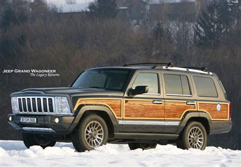 2018 jeep grand wagoneer spy photos 2018 jeep grand wagoneer specs and cost http world