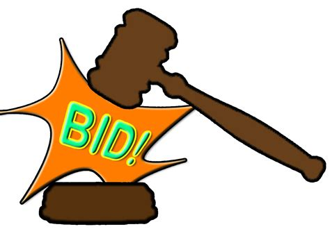 Bid Auction by Neds Service And Silent Auction April 22 2017 New