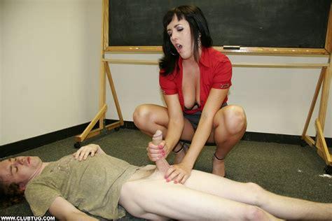 School mistress handjob big dick - Pichunter