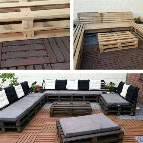 diy pallet sofa ideas  plans pallet ideas