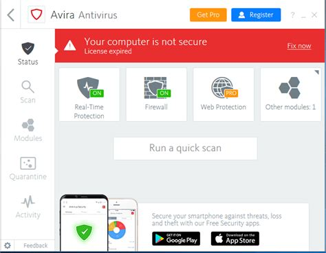 Avira free antivirus 2021 full offline installer setup for pc 32bit/64bit. Avira Free Antivirus Offline Installer: Windows 10, 8 & 7 Download - Free Software For Windows ...