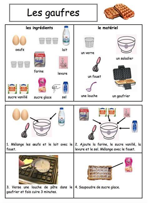 recette de cuisine pour bebe 37 best cuisine en classe images on cook