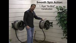 User-friendly Features - Garden Hose Reels