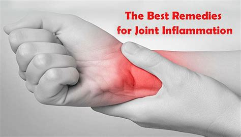 inflammation joint remedies natural relief diet exercises