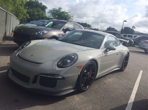 porsche gt3 gray 2015 911 gt3 pts fashion grey rennlist porsche
