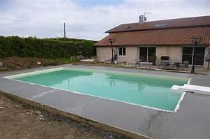 Piscine En Acier : piscine en kit panneaux acier ~ Melissatoandfro.com Idées de Décoration
