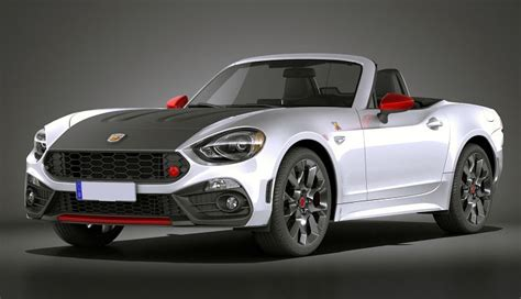 2019 Abarth 124 Spider Rally Review Preis Spirotourscom
