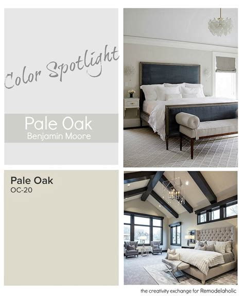 remodelaholic color spotlight benjamin moore pale oak