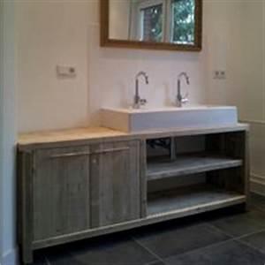 Möbel Für Aufsatzwaschbecken : bauholz badm bel timber classics ~ Markanthonyermac.com Haus und Dekorationen